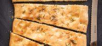 Focaccia rozemarijn