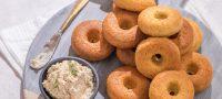 Savoury donuts