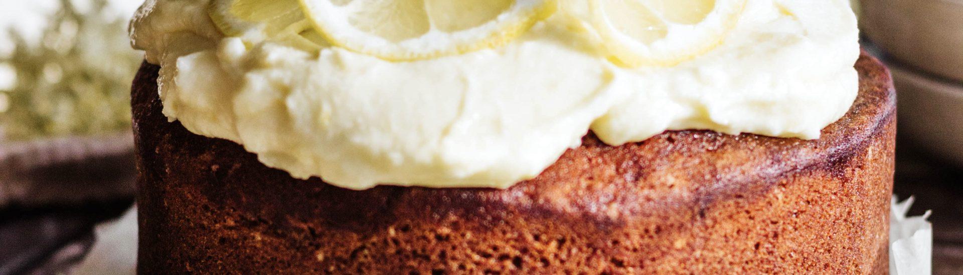 vlierbloesem cake van Cielstabletales